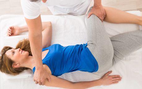 Rehabilitační masáž pro úlevu od bolesti