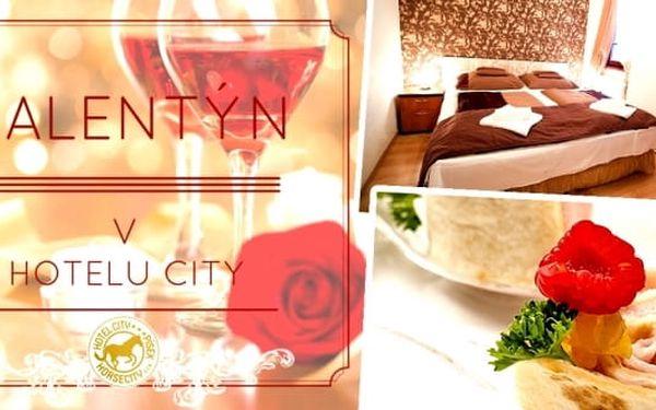 Zimní Písek má své kouzlo a na Valentýna obzvlášť. Přinášíme Vám pobyt pro dva na 1 nebo 2 noci v elegantním hotelu City*** s bohatými snídaněmi a poukázkou na konzumaci v místní restauraci. Nasajte kouzelnou atmosféru v jednom z nejkrásnějších koutů naší