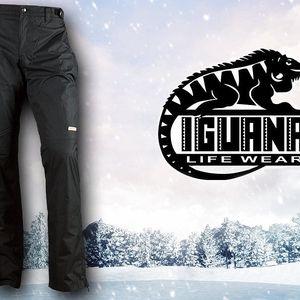 Pánské zimní kalhoty Iguana