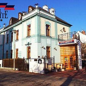 Víkend v Hotelu Lafayette**** v klidné části Olomouce