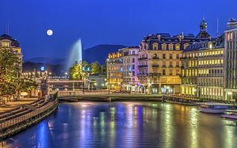 Ženeva: výlet na autosalon + doprava a průvodce. 4 odjezdy a 2 termíny - březen 2017
