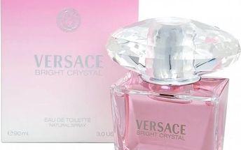 Toaletní voda Versace Bright Crystal 30ml