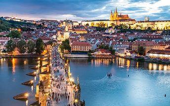 2 až 5denní pobyt se snídaněmi v hotelu Pankrác v Praze pro 2 osoby