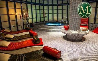 Česká Lípa: Luxusní relaxace ve wellness