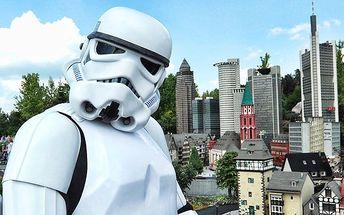 1denní zájezd do německého LEGOLANDU na Den Star Wars™ pro 1 osobu