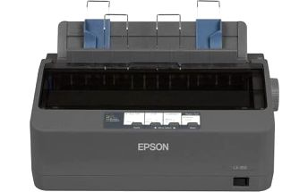 Tiskárna jehličková Epson LX-350 (C11CC24031) černá 347 zn/s, LPT, USB