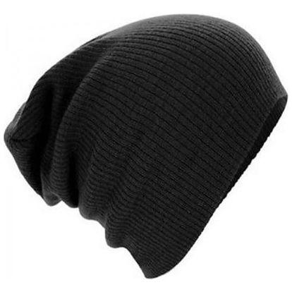 Pánská zimní čepice v mnoha barvách - dodání do 2 dnů