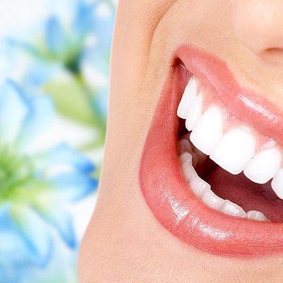 Šetrné a účinné laserové zesvětlení zubů