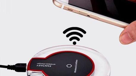 Bezdrátová nabíječka pro smartphone - dodání do 2 dnů