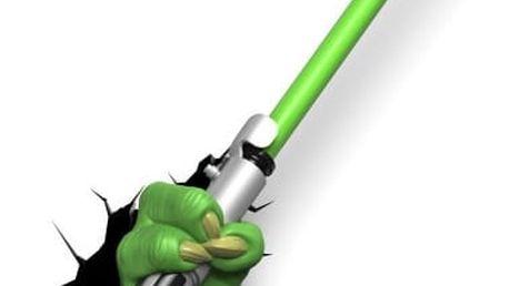 3D LIGHT FX světlo EP7 - Star Wars Yodův světelný meč