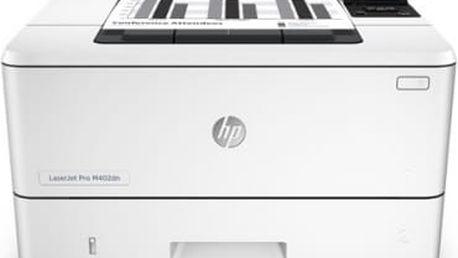 Tiskárna laserová HP 400 M402dn (C5F94A) bílá