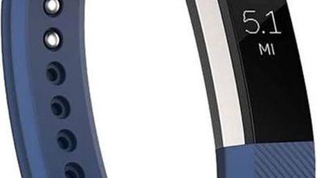 Fitness náramek Fitbit Alta large (FB406BUL-EU) modrý + Doprava zdarma