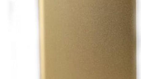 PowerPlus Slim 2USB 10000mah zlatá barva