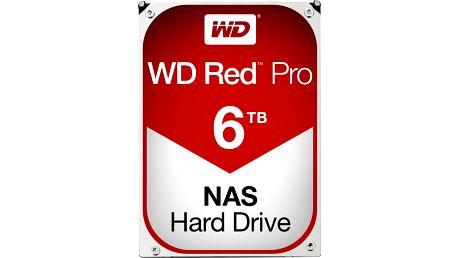 WD Red Pro - 6TB - WD6002FFWX