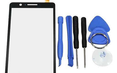 Náhradní dotykové sklo, i s nářadím pro Lenovo A536 – více barev