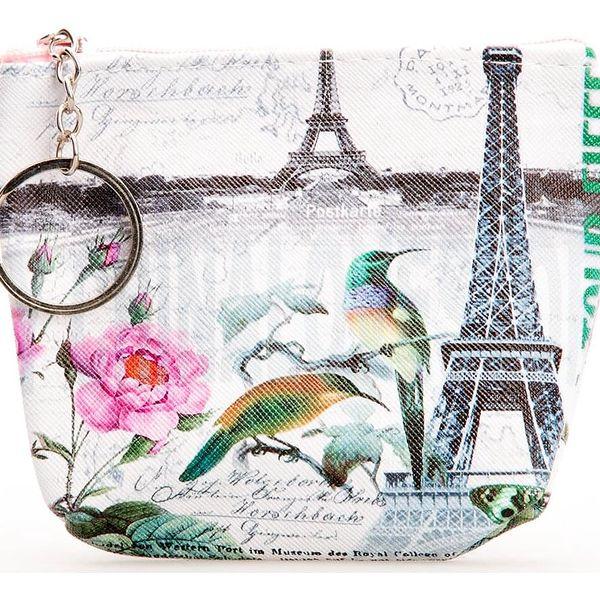 Peněženka Velkoměsta Retro mini na drobné mince