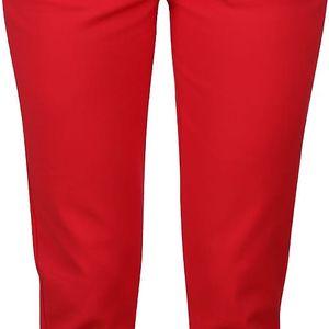 Červené kalhoty Fever London Beatrix