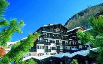 Francie - Francouzské Alpy na 8 až 15 dní, bez stravy s dopravou vlastní