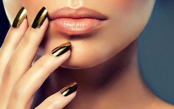 Kvalitní akrylové nehty – krásné ruce na přání