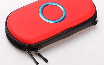 Tenké pevné pouzdro pro přenos PSP 2000 3000 - dodání do 2 dnů