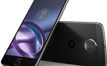 Mobilní telefon Lenovo Moto Moto Z Dual SIM (SM4444AE7T3) černý + Doprava zdarma