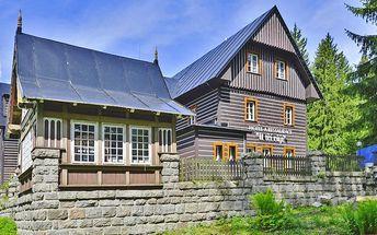Jarní romantika ve Špindlu s využitím sauny