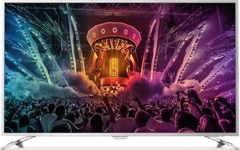 Velká LED televize Philips 55PUS6501
