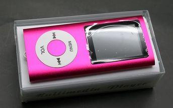 MP4 přehrávač Multimedia Player