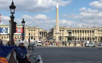 Paříž Mon Amour - letecky, Francie, Paříž a okolí, 4 dní, Letecky, Bez stravy, Alespoň 3 ★★★, sleva 29 %, bonus (Levné parkování u letiště: 8 dní 499,- | 12 dní 749,- | 16 dní 899,- )