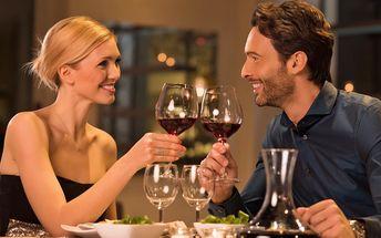 Romantický pobyt na Vysočině vč. bazénu i jídla