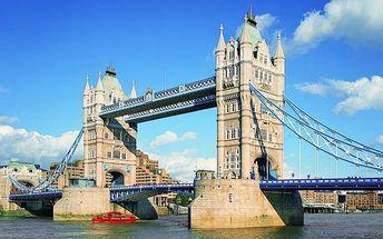 3denní zájezd do Londýna za poznáním i nákupy pro 1 osobu