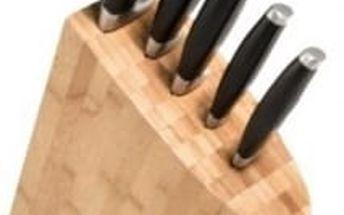 Sada nožů v bloku Babus Style 6 ks FISSLER FS-8408509