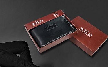 Pánská kožená peněženka ALWAYS WILD
