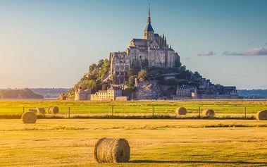 Paříž, Normandie, Bretaň - zájezd s ubytováním
