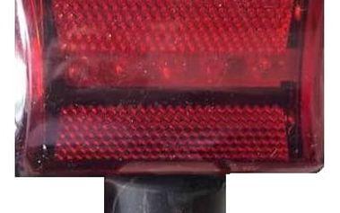Chraňte svůj život při noční jízdě na kole.Pořiďte si výkonné 5 LED světlo na koloa budete vidět!