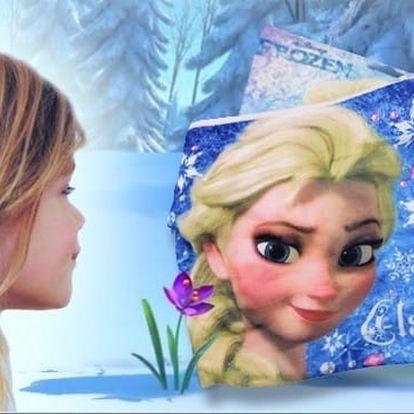 Nákrčník pro dívky s motivem Frozen