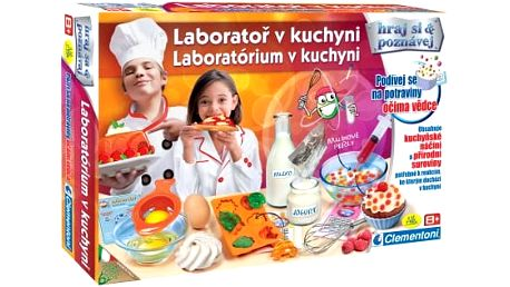 Laboratoř v kuchyni - VÝPRODEJ!