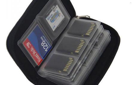 Pouzdro pro paměťové karty