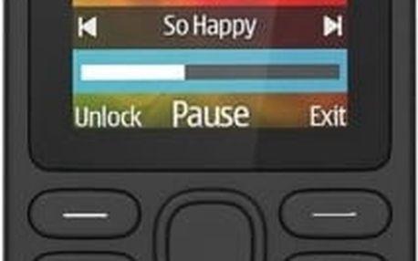 NOKIA 130 DS RM-1035 NV CZ HU SK BLACK, 130 DS Black