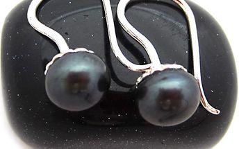 Šperky z perel pro každou ženu: přívěsky, náušnice nebo sada přírodních perel vč. poštovného