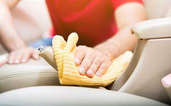 Šetrné ruční mytí vašeho plechového miláčka