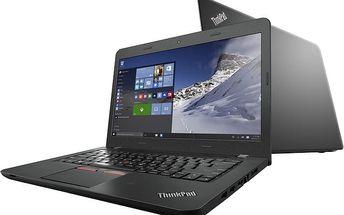 Lenovo ThinkPad E460, černá - 20ETS01500