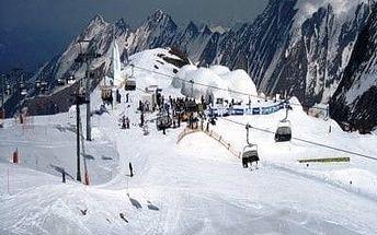 Rakousko - Kaprun / Zell am See na 4 až 6 dní, polopenze s dopravou vlastní