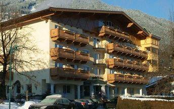 Rakousko - Hochzillertal / Hochfügen na 4 dny, polopenze s dopravou vlastní