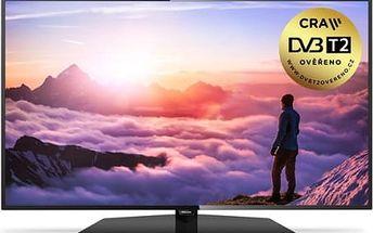 Televize Philips 49PFS5301/12 černá