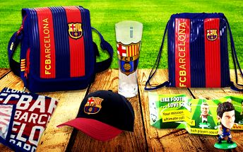 Forca Barca! Vychytávky pro fandy FC Barcelona