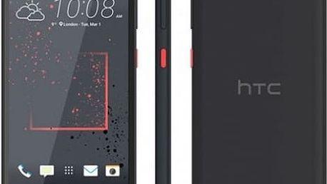 Mobilní telefon HTC 630 Dual SIM - dark grey (99HAJM004-00)