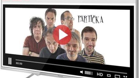 Televize Panasonic TX-47AS740E černá