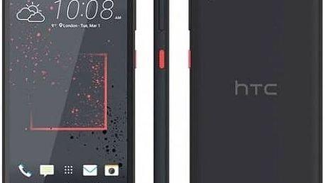 Mobilní telefon HTC Desire 630 Dual SIM - dark grey (99HAJM004-00) + Doprava zdarma