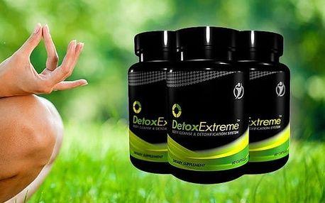 Přírodní pomocník pro čištění těla - Detox Extreme